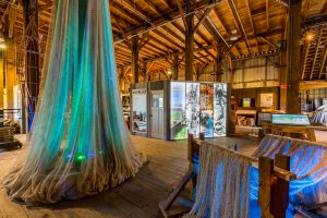 Joel Baziuk - Seine Net Loft Exhibits